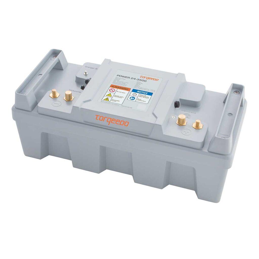 Torqeedo 24 Volt batterij
